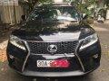 Cần bán lại xe Lexus RX 350 sản xuất năm 2012, màu đen, nhập khẩu giá 2 tỷ 280 tr tại Hà Nội