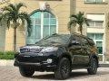 Bán Toyota Fortuner 2.7 V 4x2AT 2016, màu đen giá 839 triệu tại Hà Nội