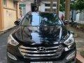 Bán Hyundai Santa Fe 4W sản xuất 2014, màu đen, nhập khẩu nguyên chiếc giá 850 triệu tại Hà Nội