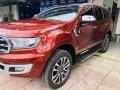 Bán xe Ford Everest đăng ký lần đầu 2018, màu đỏ, xe gia đình. Giá chỉ 1 tỷ 310 triệu đồng giá 1 tỷ 309 tr tại Tp.HCM