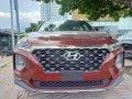 Hyundai Santa Fe dầu cao cấp màu đỏ bán giá niêm yết, giao xe toàn quốc, thủ tục đơn giản giá 1 tỷ 245 tr tại Tp.HCM