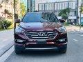 Cần bán lại xe Hyundai Santa Fe đời 2018, màu đỏ xe còn mới nguyên giá 1 tỷ 30 tr tại Hà Nội