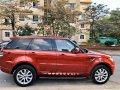 Bán LandRover Range Rover sản xuất 2013, màu đỏ, nhập khẩu nguyên chiếc giá 2 tỷ 580 tr tại Hà Nội