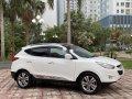 Cần bán xe Hyundai Tucson năm sản xuất 2014, màu trắng, nhập khẩu Hàn Quốc giá 640 triệu tại Hà Nội