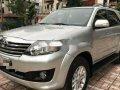 Bán ô tô Toyota Fortuner năm 2013 giá 595 triệu tại Tp.HCM