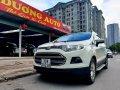 Bán Ford EcoSport năm 2014, màu trắng, chính chủ giá 410 triệu tại Hà Nội