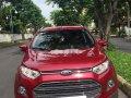 Bán xe cũ Ford EcoSport năm 2015, màu đỏ giá 435 triệu tại Tp.HCM
