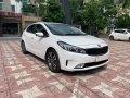Bán xe Kia Cerato năm 2017, màu trắng  giá 556 triệu tại Hà Nội