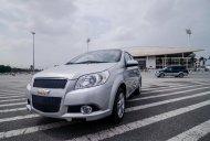 Chevrolet Aveo LTZ đời 2015, màu bạc, nhập khẩu chính hãng, giá chỉ 447 triệu giá 447 triệu tại Hà Nội