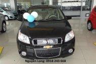 Bán Chevrolet Aveo 1.5 đời 2015, màu đen cam kết giá tốt nhất giá 447 triệu tại Hà Nội