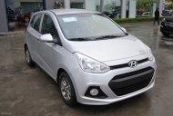Cần bán Hyundai i10 năm 2015, màu bạc, nhập khẩu   giá 380 triệu tại Quảng Nam