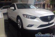 Cần bán Mazda 6 AT 2.5L đời 2016, màu trắng giá 1 tỷ 119 tr tại Thái Nguyên