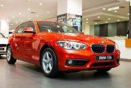 Bán BMW 1 Series 118i LCi đời 2016, màu vàng, nhập khẩu nguyên chiếc giá 1 tỷ 299 tr tại Tp.HCM