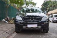 Bán ô tô Mercedes ML350 đời 2006, màu đen, nhập khẩu chính hãng giá 695 triệu tại Tp.HCM