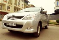 Cần bán xe Toyota Innova G 2007, màu bạc, chính chủ giá 435 triệu tại Hà Nội
