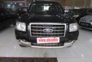 Bán xe Ford Everest 4x2 MT đời 2008, màu đen, số sàn giá 475 triệu tại Phú Thọ