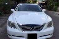 Cần bán gấp Lexus LS 460 L MT đời 2007, màu trắng, nhập khẩu nguyên chiếc  giá 1 tỷ 390 tr tại Tp.HCM
