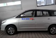 Bán ô tô Toyota Innova 2.0E sản xuất 2016, màu bạc, số sàn giá 723 triệu tại Hà Nội