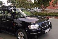 Bán Ford Escape 3.0 năm 2003, màu đen, nhập khẩu chính hãng, giá tốt giá 250 triệu tại Tp.HCM