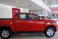 Bán xe Toyota Hilux 2.5G sản xuất 2016, màu đỏ giá cạnh tranh giá 663 triệu tại Hà Nội