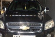 Cần bán xe ô tô Chevrolet Captiva MT đời 2008, màu đen đã đi 67000 km, giá tốt giá 400 triệu tại Đà Nẵng