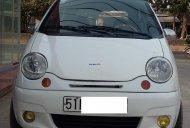 Cần bán xe Daewoo Matiz đời 2004, màu trắng, 125 triệu giá 125 triệu tại Tp.HCM