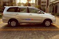 Cần bán Toyota Innova G 2011, màu bạc, chính chủ giá cạnh tranh giá 505 triệu tại Hà Nội
