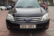 Cần bán Ford Escape 2.3 XLS 2011, màu đen chính chủ giá 555 triệu tại Hà Nội
