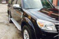 Bán Ford Everest 2.5 đời 2010, màu đen, nhập khẩu, số sàn giá 608 triệu tại Hà Nội