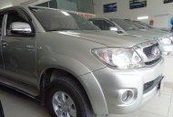Bán xe Toyota Hilux MT đời 2010, màu bạc giá 500 triệu tại Tp.HCM
