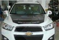 Cần bán xe Chevrolet Captiva LTZ 2015, màu trắng giá 879 triệu tại Quảng Trị