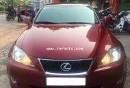 Bán Lexus IS năm 2008, màu đỏ, nhập khẩu giá 980 triệu tại Hà Nội