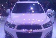 Cần bán xe Chevrolet Captiva LTZ đời 2015, màu trắng, nhập khẩu chính hãng giá cạnh tranh giá 829 triệu tại Tp.HCM