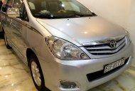 Cần bán lại xe Toyota Innova G đời 2009, màu bạc chính chủ giá 545 triệu tại Tp.HCM