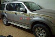 Bán Ford Everest 4x2 MT đời 2008, màu bạc, số sàn giá 500 triệu tại Tp.HCM