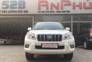 Cần bán Toyota Prado TXL đời 2009, màu trắng đã đi 70000 km giá 1 tỷ 520 tr tại Hà Nội