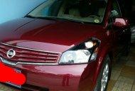 Cần bán Nissan Quest năm 2009, màu đỏ, nhập khẩu nguyên chiếc giá 1 tỷ 179 tr tại Tp.HCM