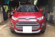 Cần bán lại xe Ford EcoSport Trend năm 2015, màu đỏ ít sử dụng, giá chỉ 595 triệu giá 595 triệu tại Hà Nội