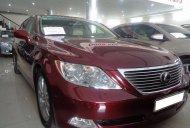 Cần bán xe Lexus LS 460L sản xuất 2010, màu đỏ giá 1 tỷ 650 tr tại Tp.HCM