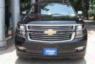 Cần bán Chevrolet Suburban LTZ đời 2016, màu đen, nhập khẩu chính hãng giá 4 tỷ 766 tr tại Hà Nội
