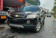 Bán Chevrolet Captiva LT đời 2010, màu đen, nhập khẩu nguyên chiếc số sàn giá 425 triệu tại Hà Nội