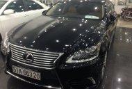 Em cần bán lại xe Lexus LS 460 đời 2013, màu đen, nhập khẩu chính hãng giá 2 tỷ 500 tr tại Tp.HCM