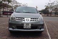 Cần bán xe Nissan Grand Livina 1.8 MT đời 2012, màu xám (ghi) giá cạnh tranh giá 396 triệu tại Hà Nội