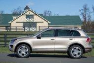 Bán Volkswagen Touareg GP đời 2016, màu xám (ghi), nhập khẩu nguyên chiếc giá 2 tỷ 499 tr tại Tp.HCM