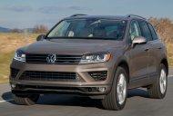 Bán xe Volkswagen Touareg GP đời 2016, màu xám (ghi), nhập khẩu giá 2 tỷ 499 tr tại Phú Yên