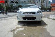 Cần bán Hyundai Accent AT đời 2012, màu trắng, nhập khẩu nguyên chiếc, chính chủ, 505 triệu giá 505 triệu tại Hà Nội