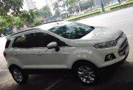 Cần bán gấp Ford EcoSport 1.5AT Titanium đời 2014, màu trắng số tự động, giá tốt giá 610 triệu tại Hà Nội