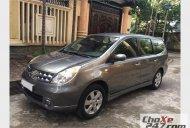 Bán Nissan Grand livina đời 2012, màu xám, ít sử dụng, 418 triệu giá 418 triệu tại Hà Nội