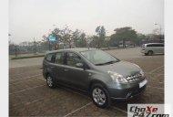 Bán ô tô Nissan Grand livina đời 2011, màu xám, xe gia đình, giá 420tr giá 420 triệu tại Hà Nội