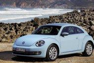 Bán xe Volkswagen New Beetle E đời 2016, màu xanh lam, nhập khẩu chính hãng giá 1 tỷ 389 tr tại Cần Thơ